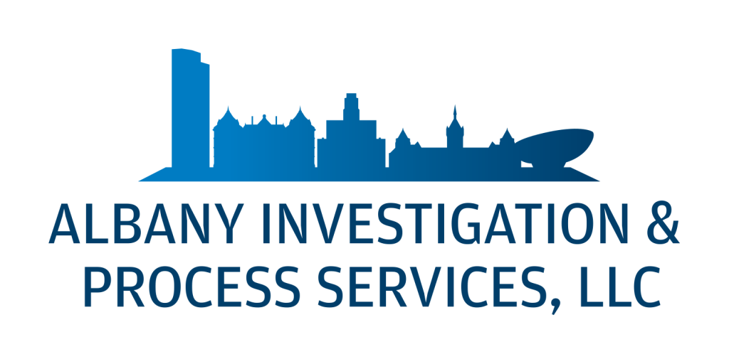 Albany Investigation and Process Services Logo
